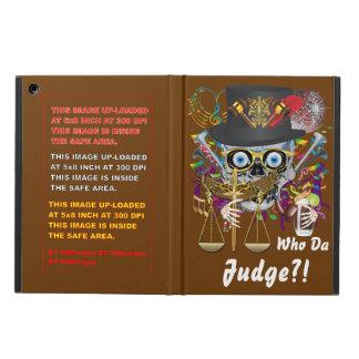 Mardi Gras  Judge V1 Cover For iPad Air