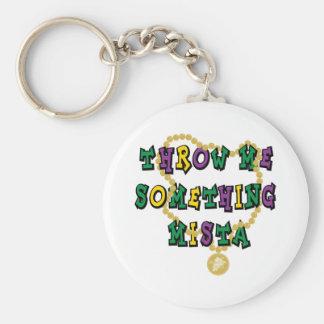 Mardi Gras Keychains