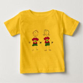 Mardi Gras Kids Infant Top