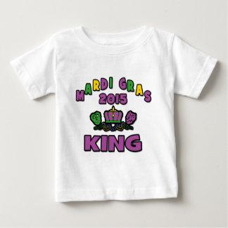 Mardi Gras King 2015 Baby T-Shirt