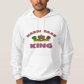 Mardi Gras King Hoodie