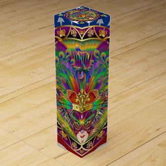 Mardi Gras King Rex 1View About Design Wine Boxes
