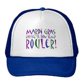 Mardi Gras - Laissez Le Bon Temp Rouler! Trucker Hat