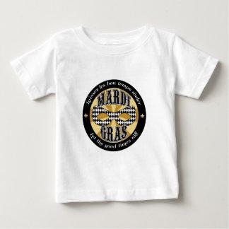 Mardi Gras Logo Baby T-Shirt