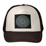 Mardi Gras Madness Trucker Hat