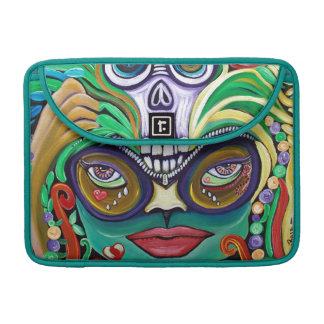 Mardi Gras Magic Sleeve For MacBook Pro