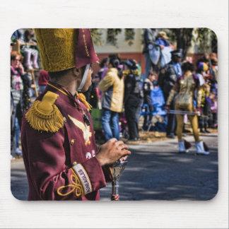 Mardi Gras Marching Bands Mousepad