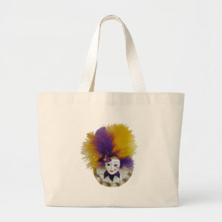 Mardi Gras Mask Gold Tulle Bags