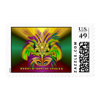 Mardi-Gras-Mask-The-Queen-V-2 Postage