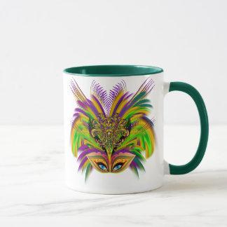 Mardi-Gras-Mask-The-Queen-V-3 Mug