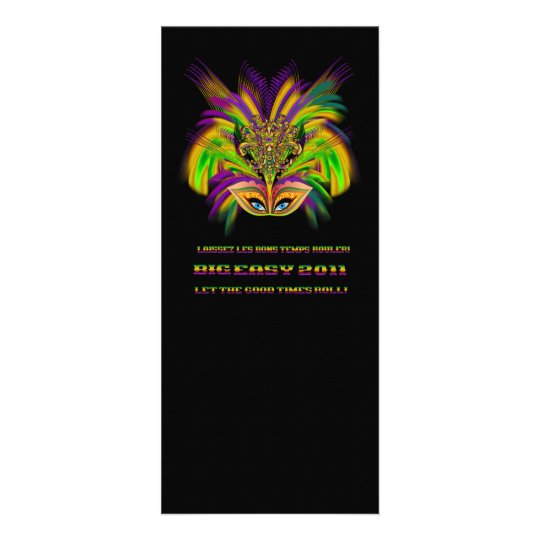 Mardi-Gras-Mask-The-Queen-V-3 Rack Card