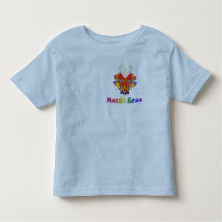 Mardi Gras Mask Toddler T-shirt