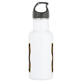 Mardi Gras mask Water Bottle