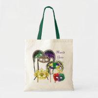 Mardi Gras Masks 1 Tote Bag