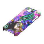 MARDI GRAS MASQUERADE BALL MASK  confetti iPhone 5 Cover