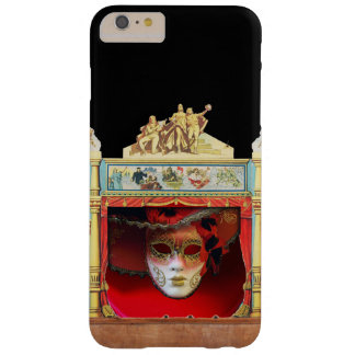 MARDI GRAS MASQUERADE BALL THEATRE STAGE BARELY THERE iPhone 6 PLUS CASE