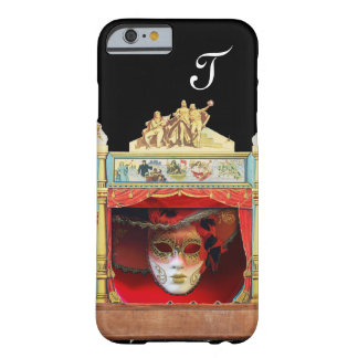 MARDI GRAS MASQUERADE BALL THEATRE STAGE Monogram Barely There iPhone 6 Case