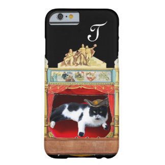 MARDI GRAS MASQUERADE THEATRE CAT Monogram Barely There iPhone 6 Case