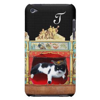 MARDI GRAS MASQUERADE THEATRE CAT Monogram Barely There iPod Cover