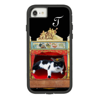 MARDI GRAS MASQUERADE THEATRE CAT Monogram Case-Mate Tough Extreme iPhone 8/7 Case