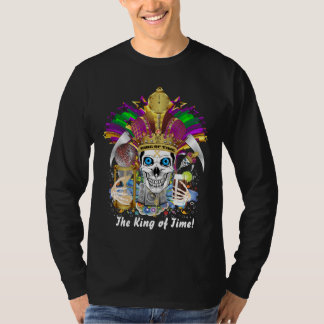 Mardi Gras Men All Styles Dark only T-Shirt
