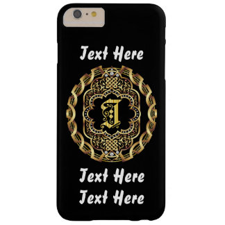 Mardi Gras Monogram I IMPORTANT Read About Design Barely There iPhone 6 Plus Case