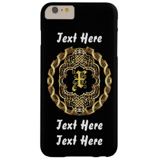 Mardi Gras Monogram X IMPORTANT Read About Design Barely There iPhone 6 Plus Case