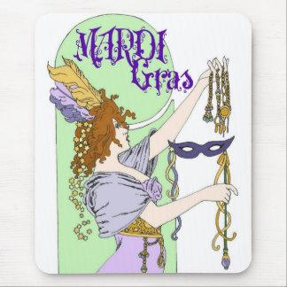 Mardi Gras Mouse Pad
