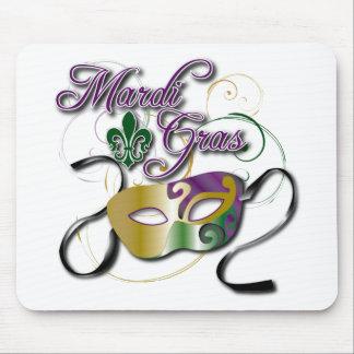 Mardi Gras Mouse Pads