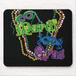 Mardi Gras Mousepad Mouse Pad