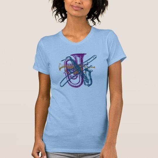 Mardi Gras Music T-Shirt