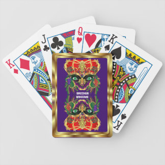 Mardi Gras Mythology Bacchus View Hints Please Bicycle Playing Cards