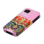 Mardi Gras Mythology Bacchus View Hints Please Vibe iPhone 4 Cases
