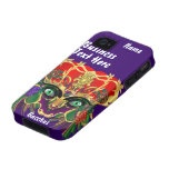 Mardi Gras Mythology Bacchus View Hints Please iPhone 4/4S Covers