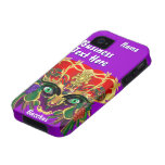 Mardi Gras Mythology Bacchus View Hints Please iPhone 4/4S Cover