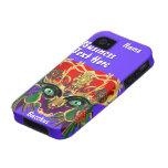 Mardi Gras Mythology Bacchus View Hints Please Case-Mate iPhone 4 Case