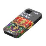 Mardi Gras Mythology Bacchus View Hints Please iPhone 4/4S Cases