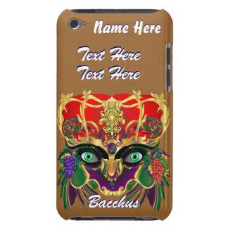 Mardi Gras Mythology Bacchus View Hints Please iPod Touch Case-Mate Case