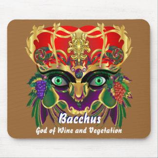Mardi Gras Mythology Bacchus View Hints Please Mouse Pad