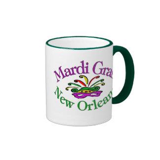 Mardi Gras New Orleans Coffee Mug
