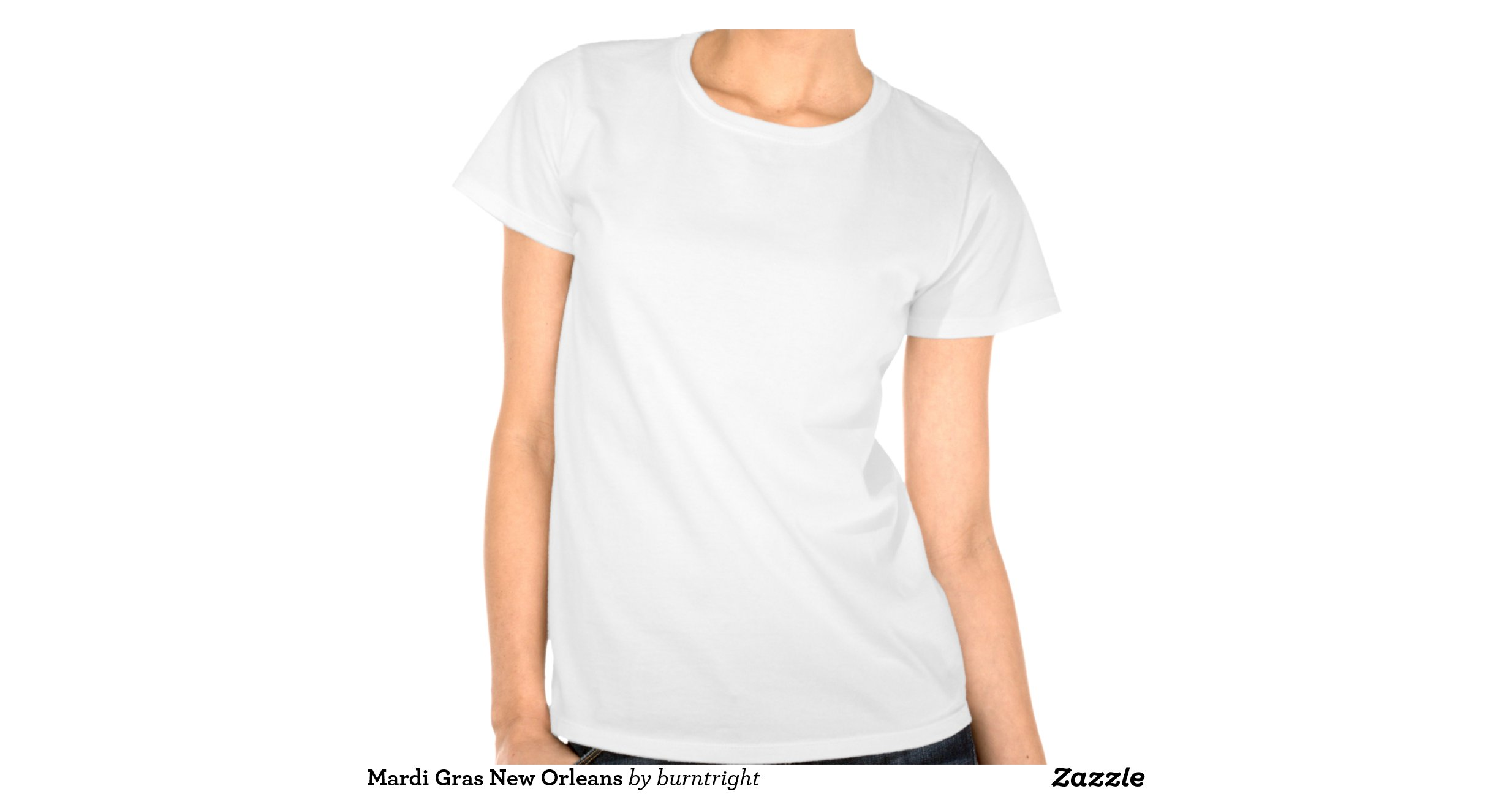 Mardi gras new orleans shirts zazzle for T shirt printing new orleans