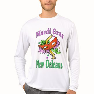 Mardi Gras New Orleans Tee Shirt