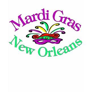Mardi Gras New Orleans shirt