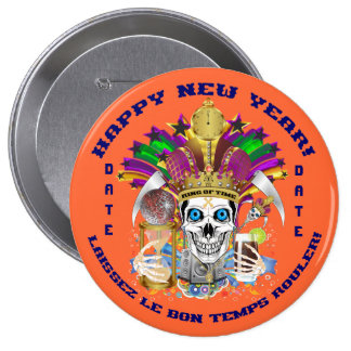 Mardi Gras New Year Customize View Notes Please Buttons