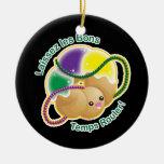 Mardi Gras! Ornament