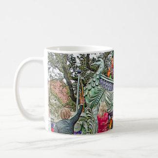 Mardi Gras Parade Coffee Mug