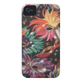 Mardi Gras Party Case-Mate iPhone 4 Case