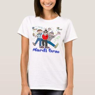 Mardi Gras Party Guys T-Shirt