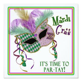 Mardi Gras Invitations, 2700+ Mardi Gras Announcements & Invites