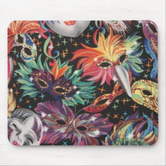 Mardi Gras Party Mouse Pad